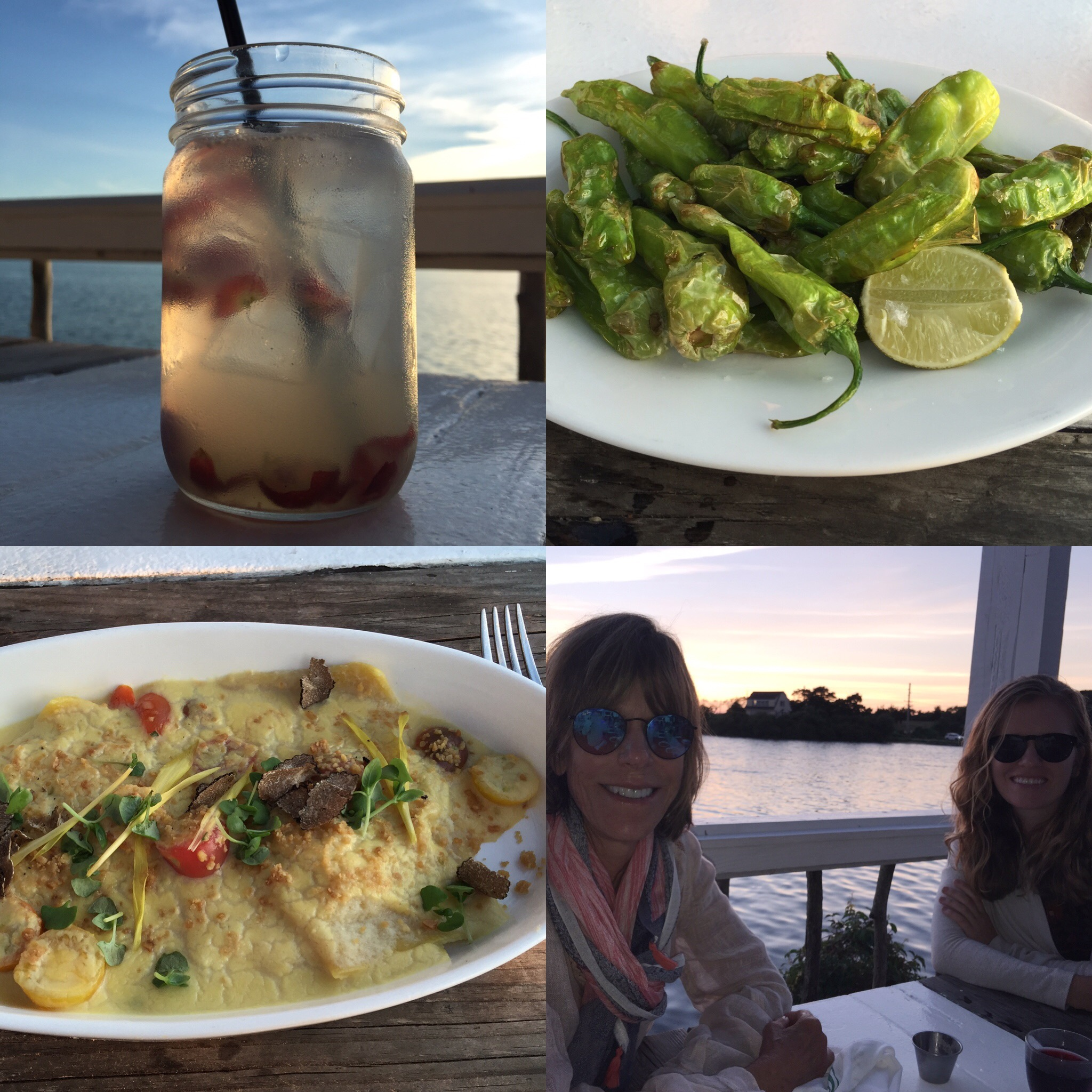 My recent dinner at The Surf Lodge